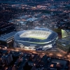 Football stadium plans feature energy-saving commitment