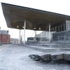 Cardiff's Senedd building receives energy rating upgrade