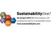 SustainabilityLive! Exhibition will Highlight Energy Saving