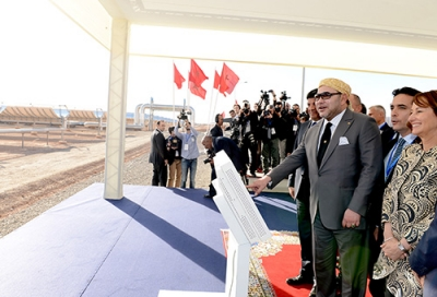 Morocco Opens Phase 1 of Worlds Largest Concentrated Solar Power Plant