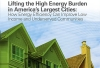 Energy Burden on Low Income Households but Energy Efficiency Can Help