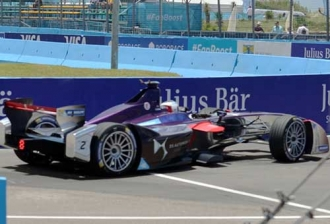 DS Virgin Racing Formula E Team Aiming for Off Track Sustainability