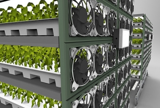 Energy Efficiency for Vertical Farms