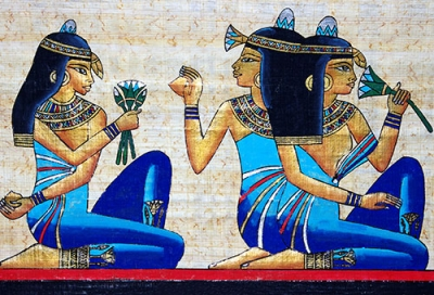 Ancient Egyptian Blue Pigment a Boost for Energy Efficiency
